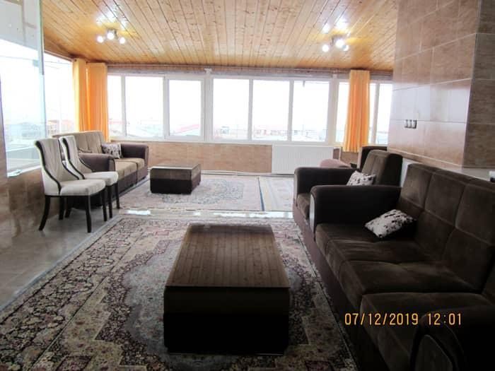 اجاره ویلا دو طبقه با ویو دریا در زیباکنار