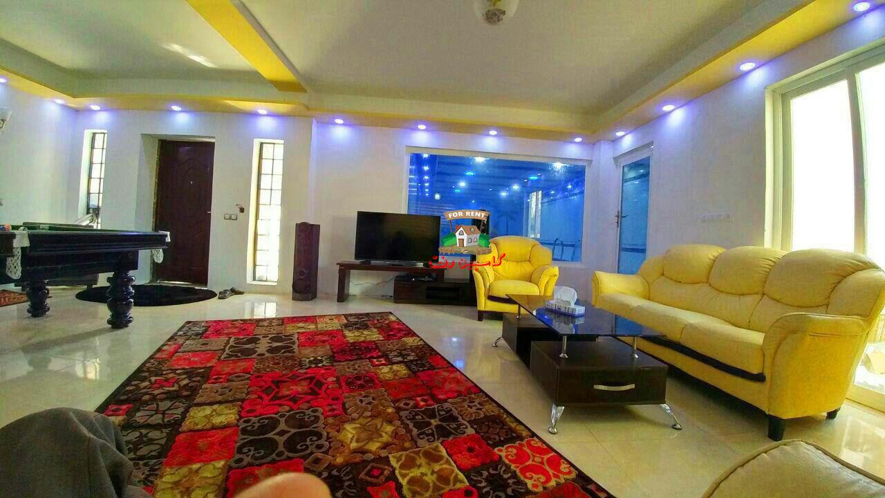 اجاره ویلا لوکس با استخر در محموداباد